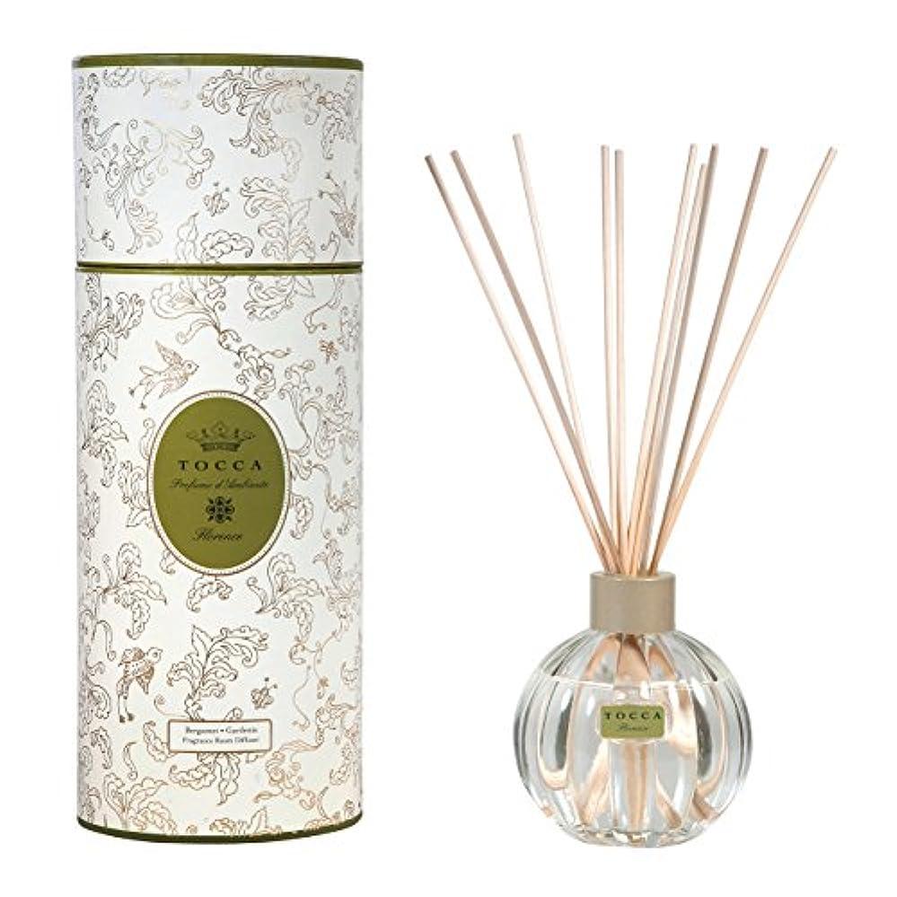 所属プリーツ私たちのトッカ(TOCCA) リードディフューザー フローレンスの香り 175ml 3~4ヶ月持続(芳香剤 ルームフレグランス ガーデニアとベルガモットが誘うように溶け合うどこまでも上品なフローラルの香り)