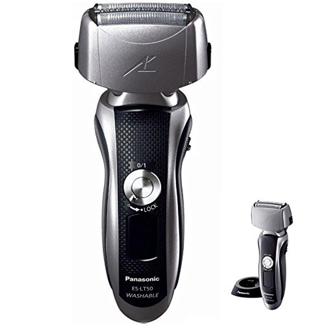 Panasonic ES-LT50 ラムダッシュメンズシェーバー3ブレード ESLT50 [並行輸入品]