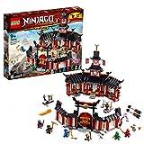 LEGO NINJAGO Legacy Monastery of Spinjitzu 70670 Building Kit, 2019 (1070 Pieces)