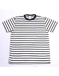 Velva Sheen UNEVEN BORDER S/S CREW NECK POCKET TEE ボーダー ポケット Tシャツ