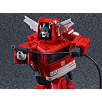 Transformers Masterpiece MP-33 Inferno (With Mini Metal Optimus Prime) (製造元:Takara Tomy) [並行輸入品]