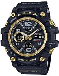 [カシオ]CASIO 腕時計 G-SHOCK ジーショック MUDMASTER 電波ソーラー GWG-100GB-1AJF メンズ