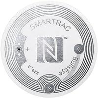 サンワサプライ NFCタグ(大容量888byte、5枚入り) クリア