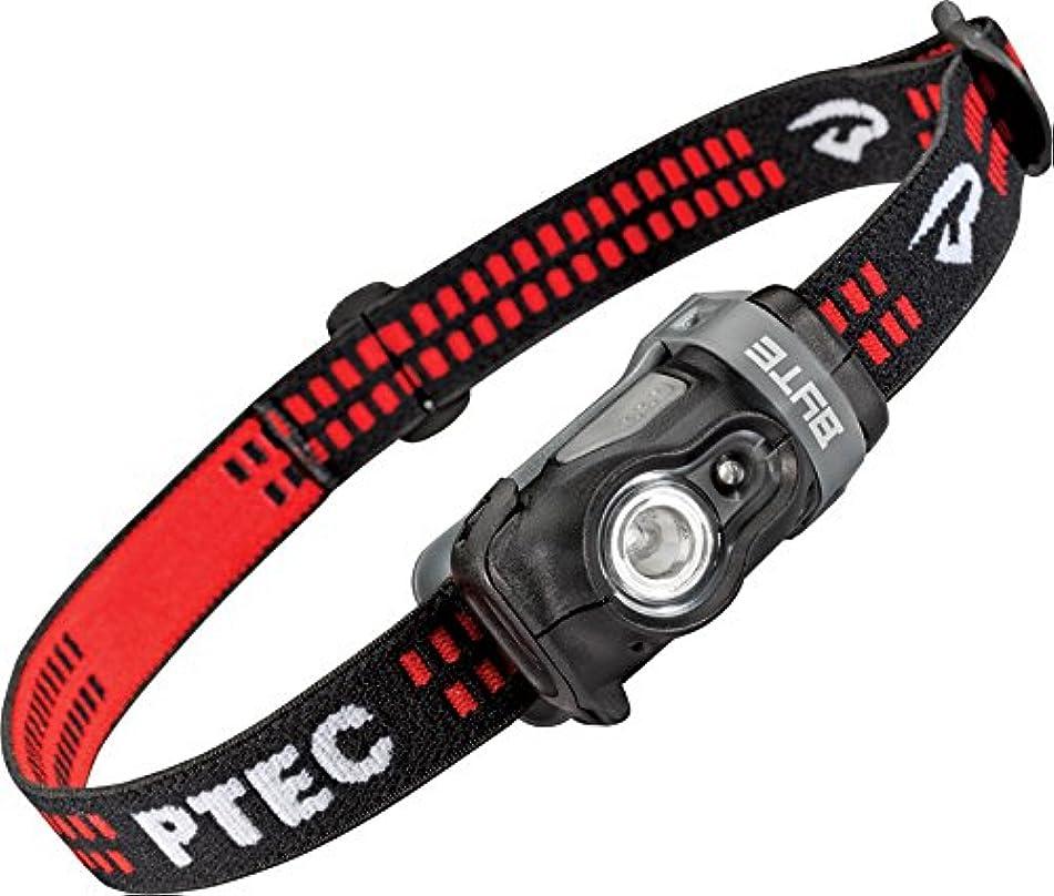 嫌がらせ傷つきやすいいうPrinceton Tec プリンストンテック LEDヘッドライト バイト BYTE ブラック BYT70-BK
