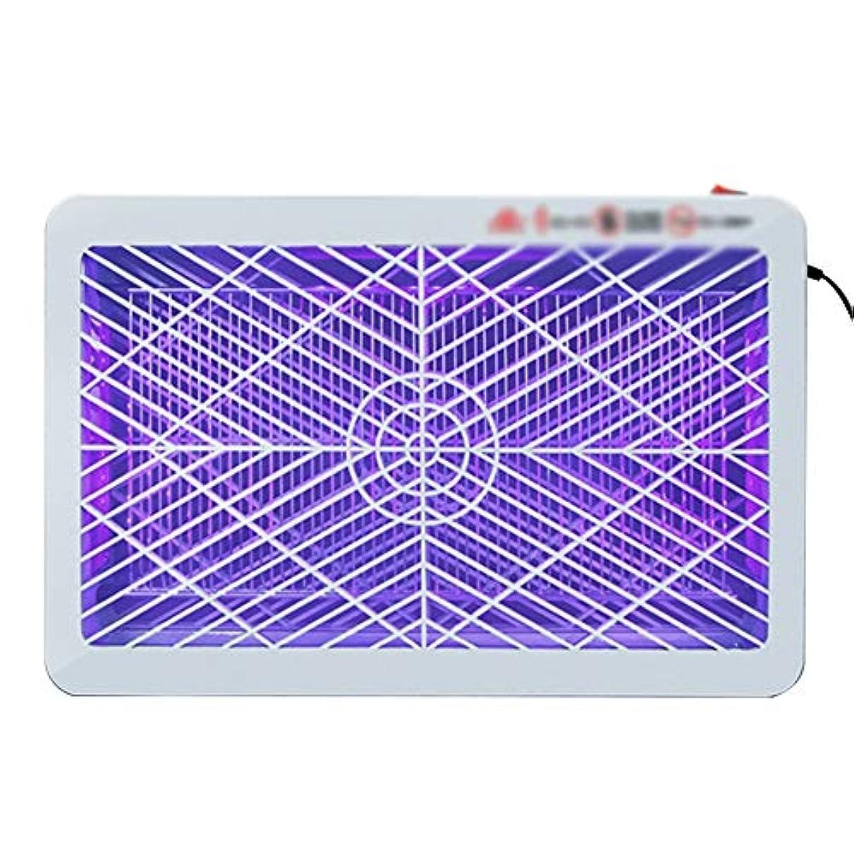 先にスーツケース伝統的ZEMIN 蚊ランプ電撃殺虫灯 誘虫灯 両面排出 ミュート ゼロに近い放射線 省エネ、 2サイズ (サイズ さいず : 34CM-3W)