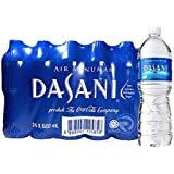 Dasani Drinking Water, 600ml, (Pack of 24)