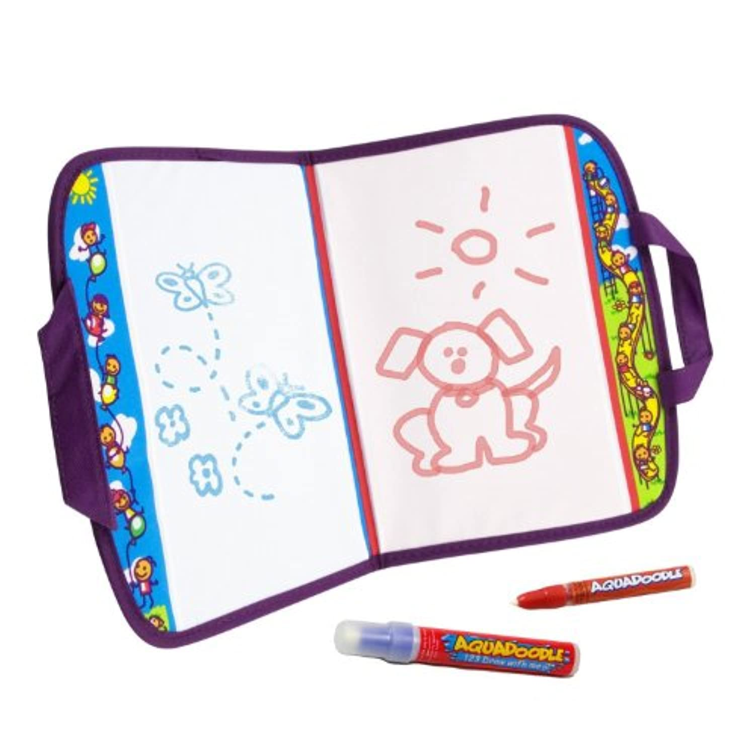 [AquaDoodle]AquaDoodle Travel Doodle with Bonus Pen and Cap 20054094 [並行輸入品]