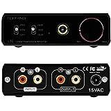 Topping L30 Linear Headphone Amplifier NFCA 3500mWx3500mW HiFi Stereo Home Audio Amplifier Desktop Preamplifier (Black)