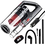 MD Portable Car Vacuum Cleaner - Sent from Australia - Quick Shipping - 150W High Power 12V & 5M Corded - Car & Automotive Ac