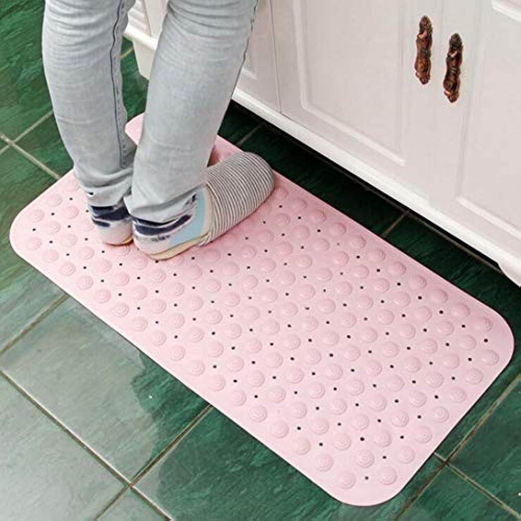 克服する親密なユーモアSwiftgood Pebblz滑り止めサクションバスマット - シャワーまたは浴槽用スクエアマット