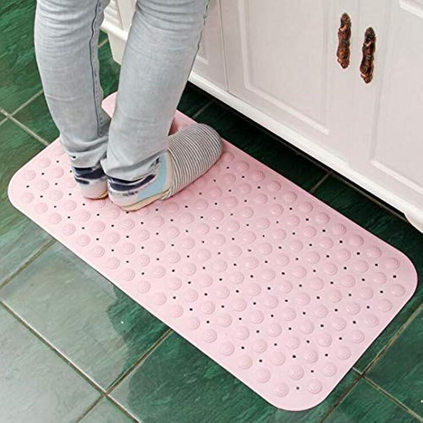 新しさネックレット知人Swiftgood Pebblz滑り止めサクションバスマット - シャワーまたは浴槽用スクエアマット