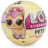 Limited Edition and Authentic l.o.l. Surpriseペットシリーズ3ボールLOL