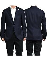 [LARDINI(ラルディーニ)] メンズシングル3Bジャケット 0526AQ IEC49506 ネイビー [並行輸入品]