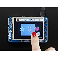 2298 - PiTFT Plus 2.8in Resistive Touchscreen for Raspberry Pi [並行輸入品]