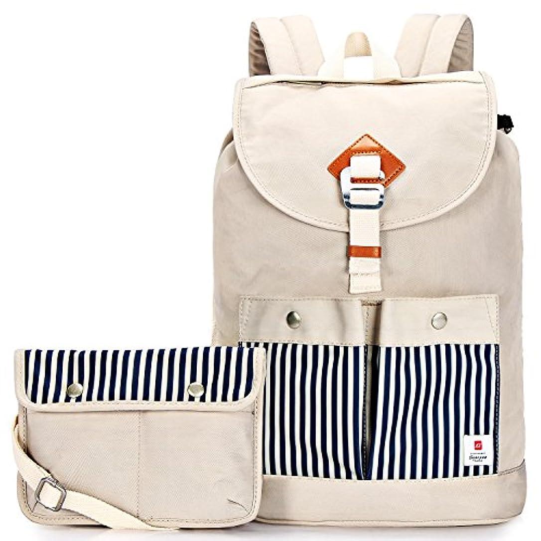 実行する弾力性のある推測リュック バッグインバッグ付き 撥水 盗難防止 通学 旅行 おしゃれ マザーズバッグ かわいい 学生 男女兼用 Soarpop