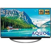 シャープ 4K対応液晶テレビ AQUOS 4T-C43AM1