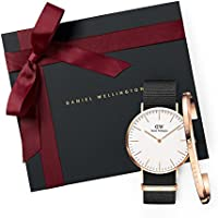 Daniel Wellington Classic - Gift Pack (Watch + Cuff + Gift Wrapping)