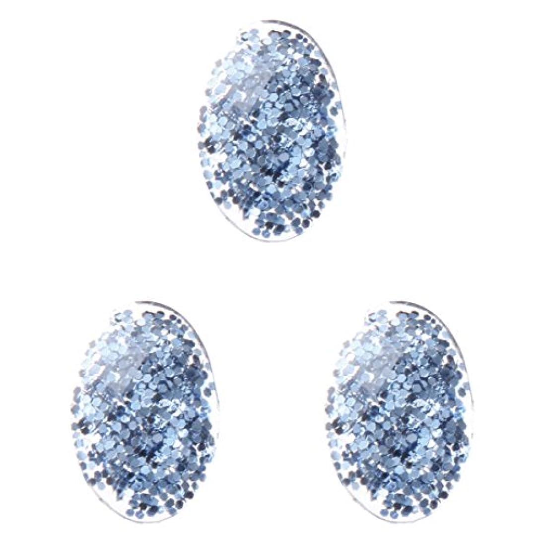 スキムチェリー廃棄<エトゥベラ>ファンタジーストーン オーバル3×5mm(各30個) ブルー(3x5mm)