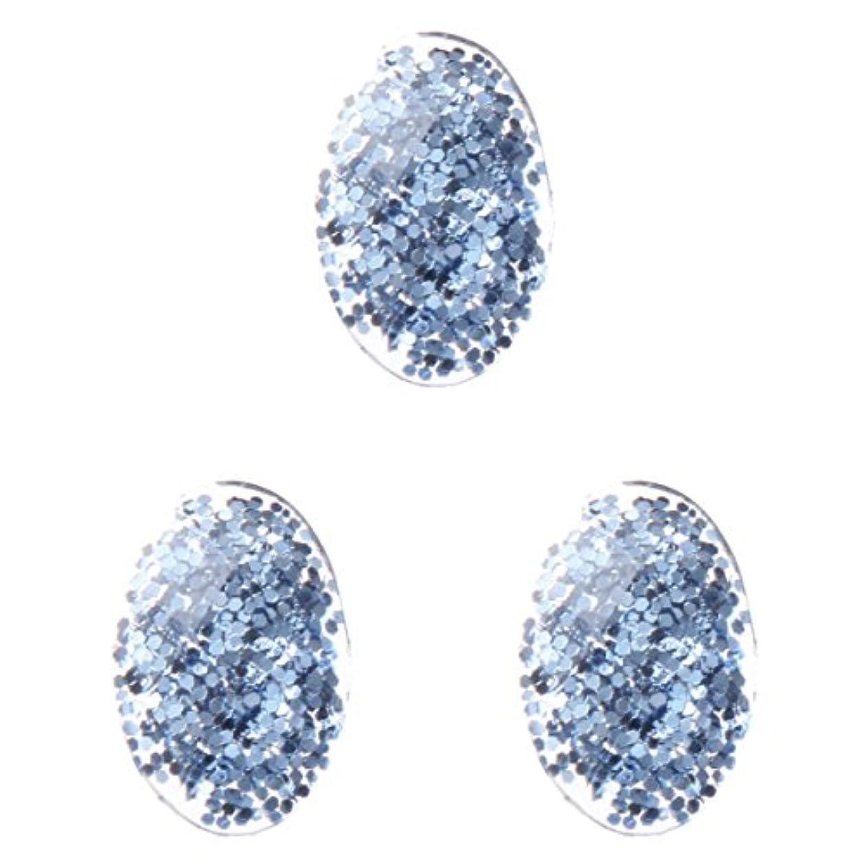 入場料関与する印象<エトゥベラ>ファンタジーストーン オーバル3×5mm(各30個) ブルー(3x5mm)