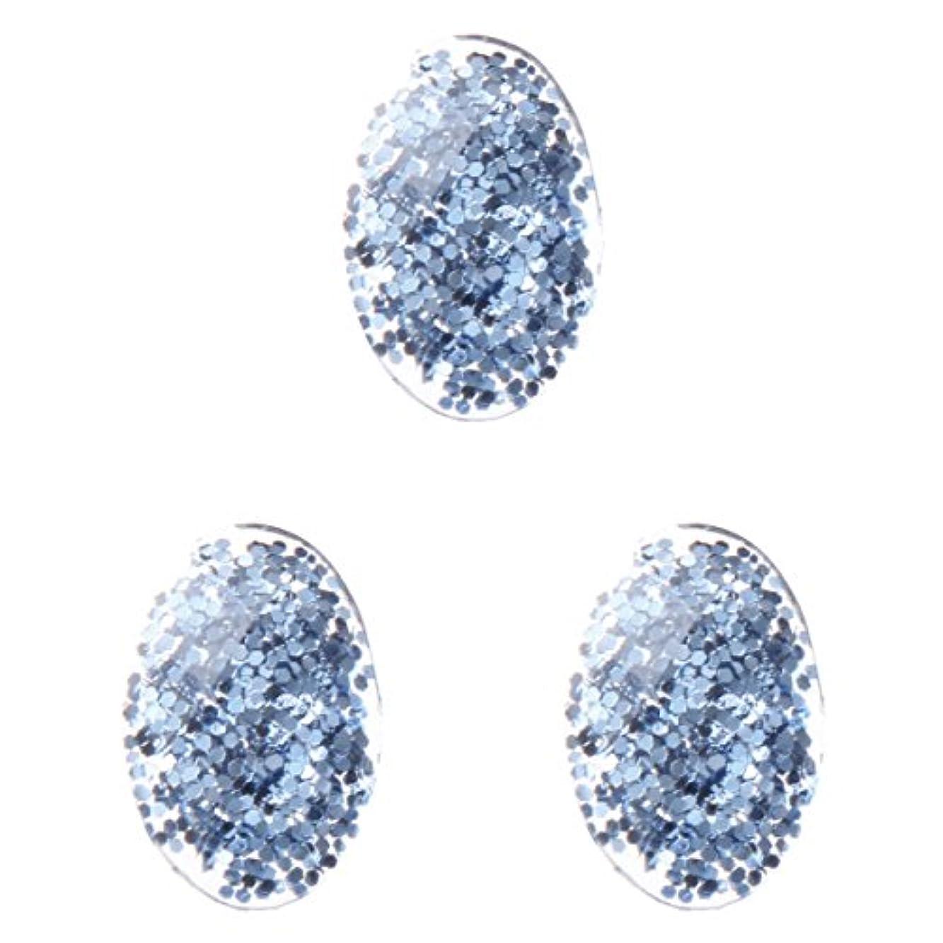 <エトゥベラ>ファンタジーストーン オーバル3×5mm(各30個) ブルー(3x5mm)