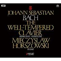 J.S.バッハ : 平均律クラヴィーア曲集 第1巻 (全曲) BWV846-869 (Johann Sebastian Bach : The Well-Tempered Clavier ~ Book One - Complete / Mieczyslaw Horszowski (piano)) [2XRCD]
