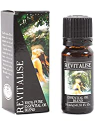 Mystix London | Revitalise Essential Oil Blend - 10ml - 100% Pure