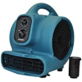 Freshen Aire Mini Scented Air Mover W/ Daisy Chain & 3-Hour Timer, 3 Speeds 800 Cfm [並行輸入品]