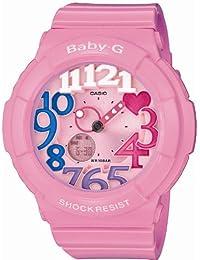 [カシオ] 腕時計 ベビージー BGA-131-4B3JF ピンク