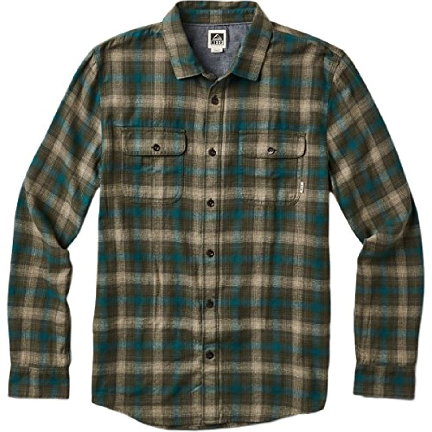 状態細分化する名目上の[リーフ] メンズ シャツ Cold Dip 12 Long-Sleeve Shirt - Men's [並行輸入品]