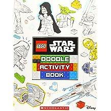 LEGO STAR WARS DOODLE ACT BK^LEGO STAR WARS DOODLE ACT BK^LEGO STAR WARS DOODLE ACT BK