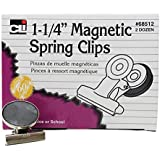 Magnetic Spring Clip