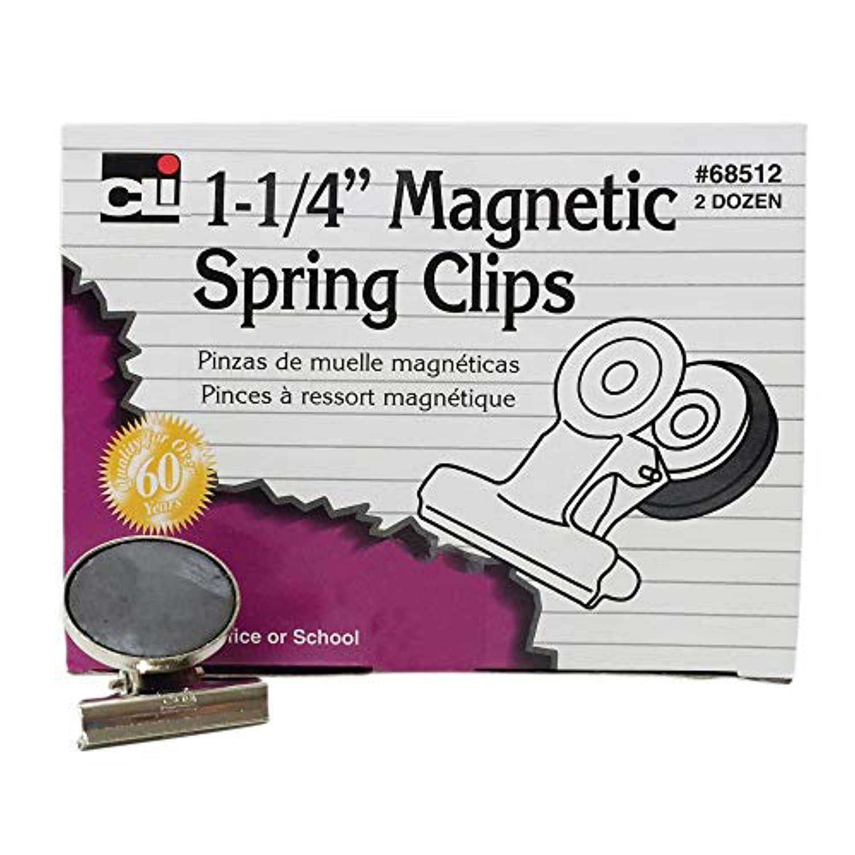 Magnetic Spring Clip