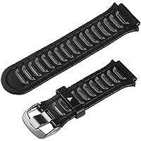 Garmin Forerunner 920XT Replacement Bands (Black/Silver)