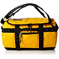 The North Face unisex Base Camp Duffel - L, Sumit Gold/Tnf Black, One Size