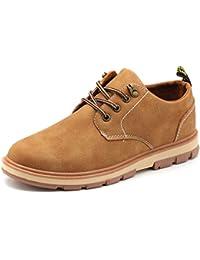 BORISU スニーカー メンズ ブーツ レイン シューズ ワークブーツ アウトドア 紳士靴 靴