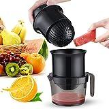 Sunhanny Manual Citrus Juicer Presser Black