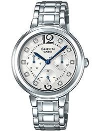 [カシオ]CASIO 腕時計 SHEEN SHE-3048DJ-7AJF レディース