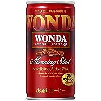 アサヒ飲料 ワンダ モーニングショット 185ml×30本