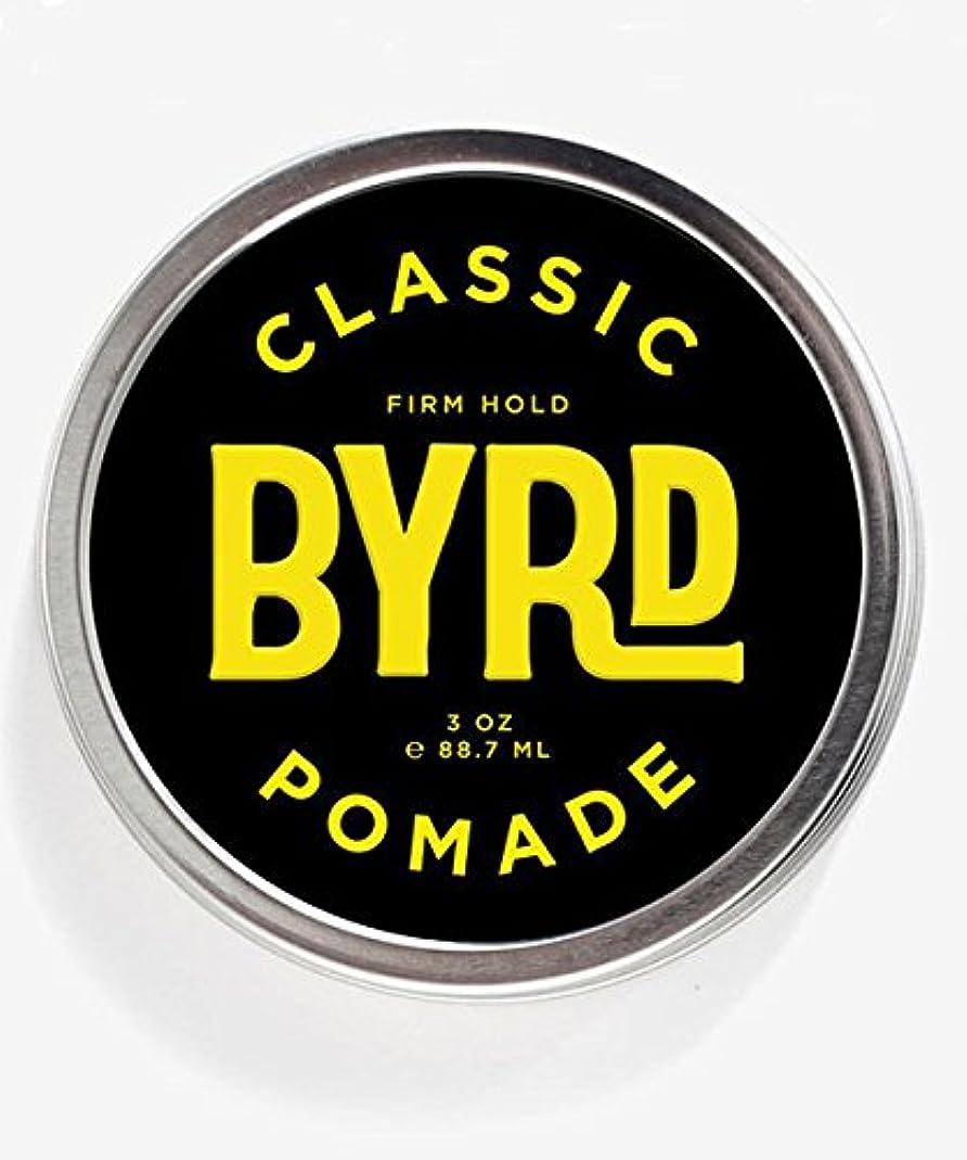 ラケット振る舞う放射性BYRD(バード) クラシックポマード 85g