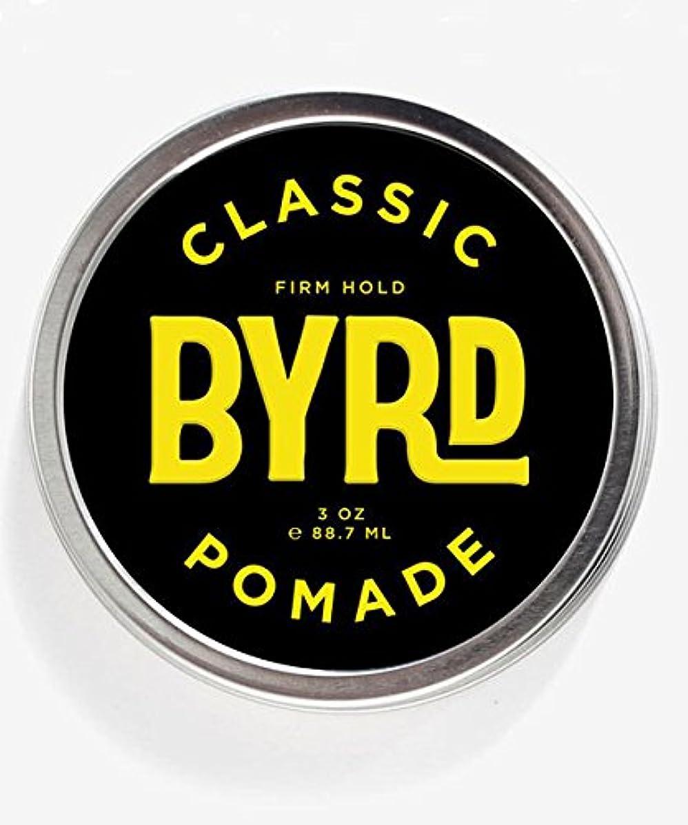 葉っぱマーティフィールディング爆発するBYRD(バード) クラシックポマード 85g