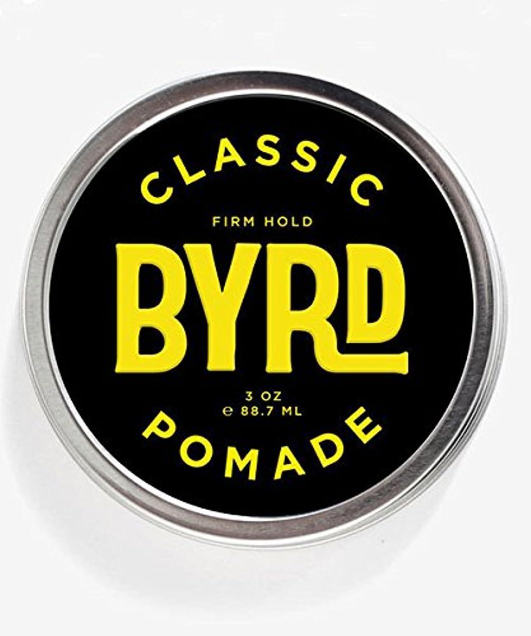 基本的なインド未使用BYRD(バード) クラシックポマード 85g