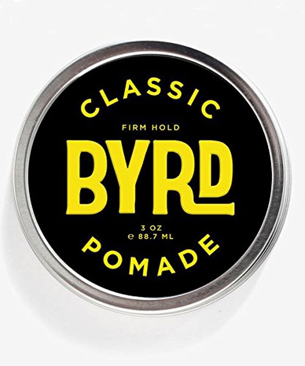 第五吹雪奇跡的なBYRD(バード) クラシックポマード 85g