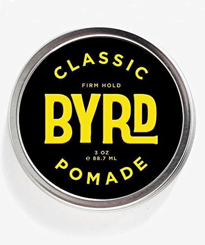 戦うスチュアート島支援BYRD(バード) クラシックポマード 85g