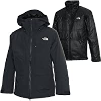 ノースフェイス マウンテントリクライメイトジャケット MOUNTAIN TRICLIMATE JACKET メンズ K/ブラック NS61713