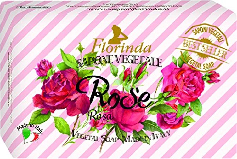 ロマンチックウール面フレグランスソープ ベストセラーシリーズ ローズ