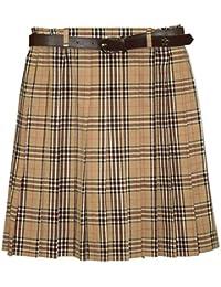 e10a1613da47a Amazon.co.jp  160 - スカート   ガールズ  服&ファッション小物