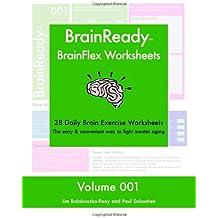 Brainready - Brainflex Worksheets, Volume 1