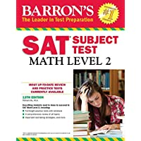 Barron's SAT Subject Test: Math Level 2 (Barron's SAT Subject Test Math Level 2)