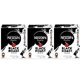 ネスレ日本 ネスカフェ エクセラ ブラックロースト スティックコーヒー30p【重厚なカフェラテ】 ×3個 インスタント(スティック)
