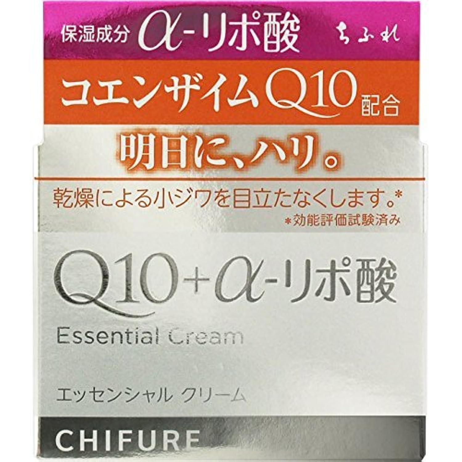 鮫必要条件狂ったちふれ化粧品 エッセンシャルクリーム N 30g 30G